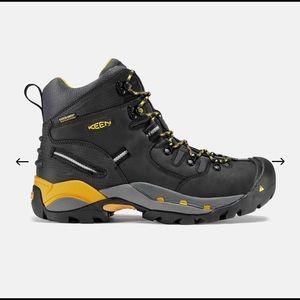 """Keen Men's Pittsburgh 6"""" Boot (Steel Toe)"""